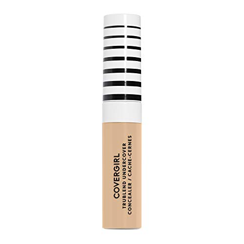 COVERGIRL TruBlend Undercover Concealer, Perfect Beige, Pack of 1