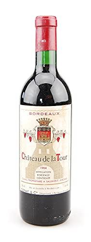 Wein 1964 Chateau de La Tour Appellation Bordeaux