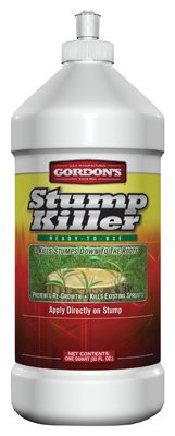 PBI / Gordon Corp Stump Killer Ready-To-Use Qt 9551372 Pack Of 6