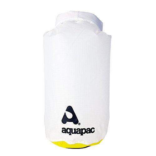 Aquapac 002 Bolsa Estanca Packdivider, 20 cm, 2L, Amarillo (Amarillo/Blanco)