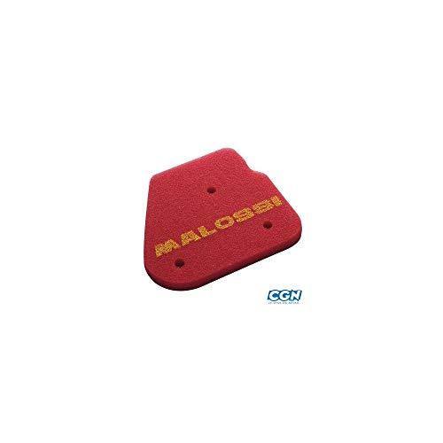 Motodak luchtfilter voor scooter Malossi compatibel met Nitro/Aerox/Ovetto/Neos/Mach g/Jog r/Ark (schuimrubber)