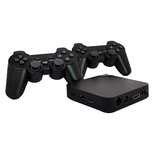 Timagebreze Consola de Videojuegos Consola de Juegos HD TV Entrada de Consola...