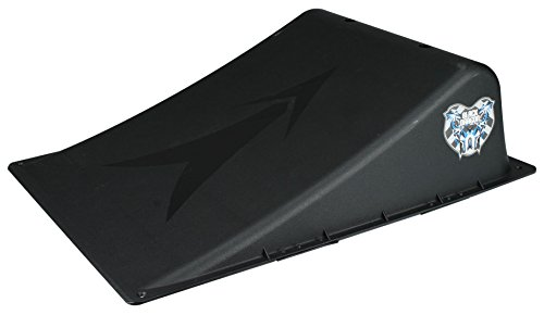Schreuders Sport Unisex's 52PC 2+1 Funbox Ramp Set, Black, One Size