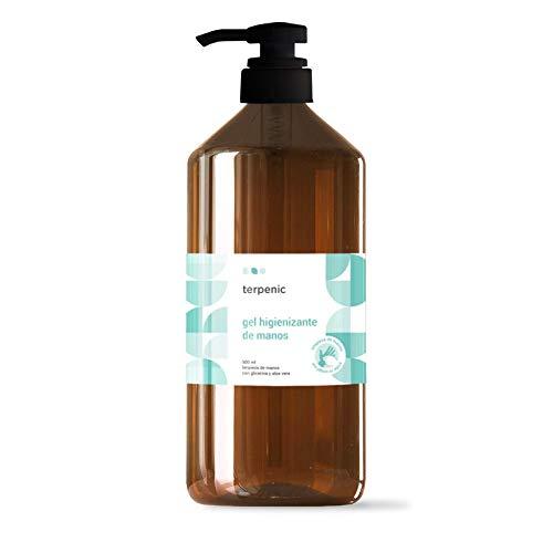 Terpenic Evo Gel Hidroalcoholico Higienizante Aloe 1000Ml. 400 g