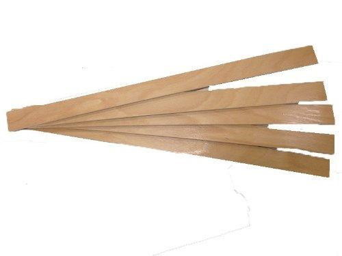 PINE BED SLATS FOR A SINGLE BED by BISHOPS BEDS LTD