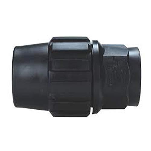 ABRISA 4411 Valvula de PVC con rosca hembra