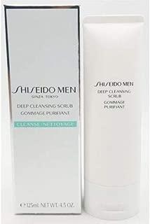 Shiseido Men Deep Cleansing Scrub 125 ml / 4.5 oz