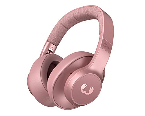 Fresh 'n Rebel Clam ANC – Over-ear Bluetooth Koptelefoon met Active Noise Cancelling – Dusty Pink