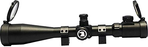 Find Discount Osprey 6-24x50mm Illuminated Rangefinder Reticle 30mm Tube Rifle Scope