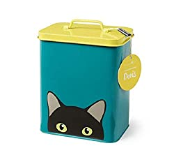 Burgon and Ball Cat Food Storage Tin