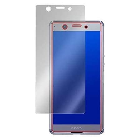 Xperia Ace SO-02L 用 日本製 目に優しい ブルーライトカット液晶保護フィルム OverLay Eye Protector OESO02L/F/12