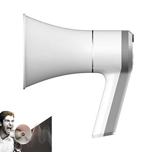 Portátil de Mano 30 vatios megáfono megáfono con Fuertes trompetas Guía Altavoz...
