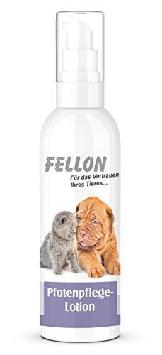 Fellon Pfotenpflege für Hund & Katze - Pfotenbalsam für weiche & gepflegte Pfoten - Spendet...
