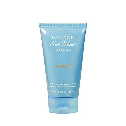 DAVIDOFF Cool Water Wave Man Shower Gel, Duschgel mit frisch-holzigem Duft , für Herren, 150 ml