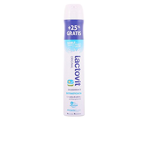 Lactovit ORIGINAL desodorante extraeficacia spray 200+50 ml