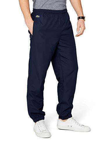 Lacoste Herren Relaxed Sporthose, Blau (Marine), M (Herstellergröße: 4)