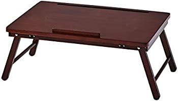 Amazon Basics Laptop Table with Open Top