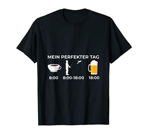 Modellflug Modellbauer Mein perfekter Tag T-Shirt