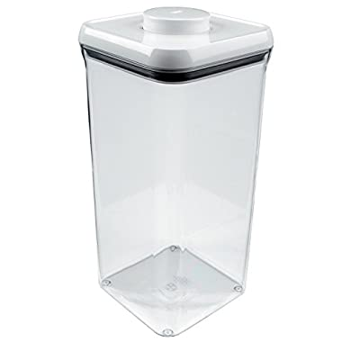 OXO Good Grips POP Container – Airtight Food Storage – 5.5 Qt for Bulk Food (5.5 Qt)