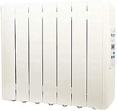 farho Radiador Electrico Eco Green 770W (7) · Emisor Termico con Termostato Digital Programable 24/7 · Radiadores Electricos Bajo Consumo para Estancias de hasta 12 m² · 20 AÑOS DE GARANTÍA