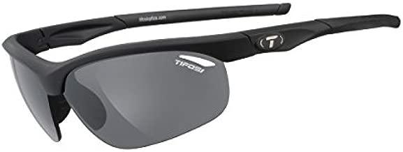 Veloce, Matte Black Golf Sunglasses with 3 interchangeable lenses
