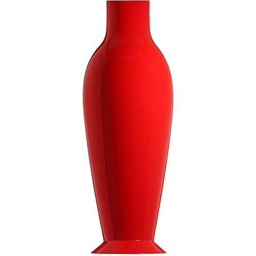 Kartell Misses Flower Power Vaso, Confezione da 1 Pezzo, Rosso...
