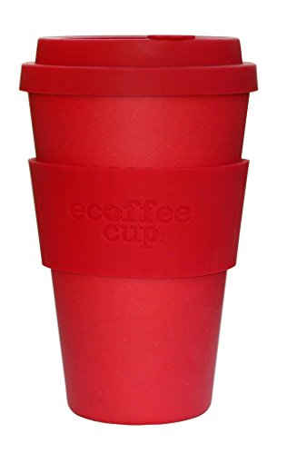 Ecoffee Cup Red Dawn-Mug/Gobelet