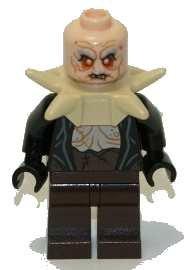 LEGO La Hobbit: Yazneg Mini-Figurine