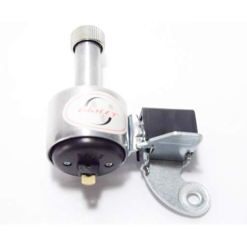 RMS Dinamo ciclo de aluminio con diodo izquierda Dynamo bike aluminum with diode left