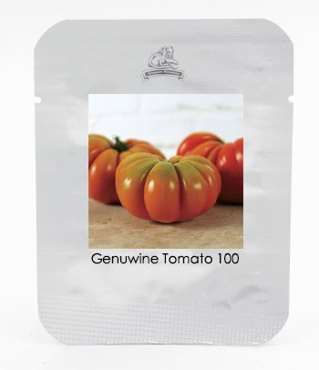 New Genuwine semences hybrides de tomate, Professional Pack, 100 graines / Pack, Aroma de Heirloom tomates # NF728