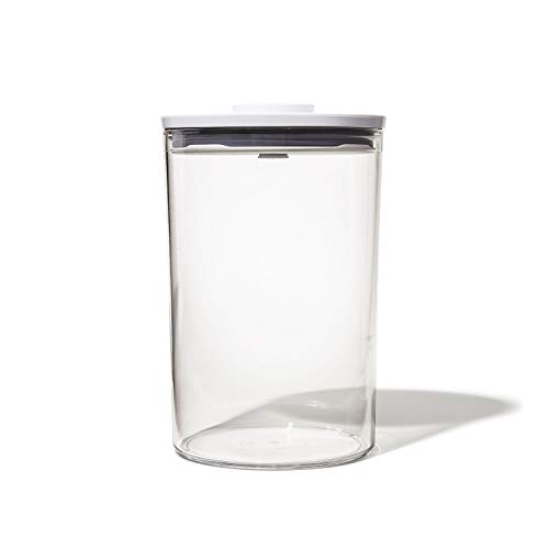 OXO Good Grips Round POP Container – 5.2 Qt for flour, sugar and more