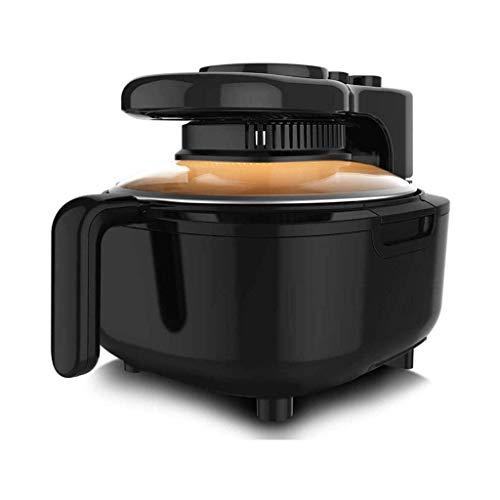 XIUYU 1300W Elektro-Heißluft Friteuse Extra Large Capacity Rezepte und Spieße ölfreie Luft Fryer Multi Funktion Smart-Fritteuse for Französisch Fries