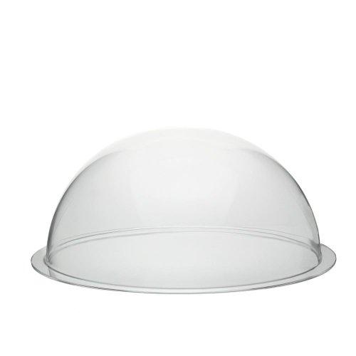 Transparente Acrylglas Halbkugel mit 400mm Durchmesser und umlaufender Krempe/Acryldome/Halbschale - Zeigis®