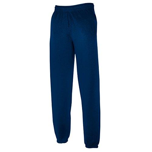 Fruit of the Loom - Pantalon de Jogging - Homme (L) (Bleu Marine)