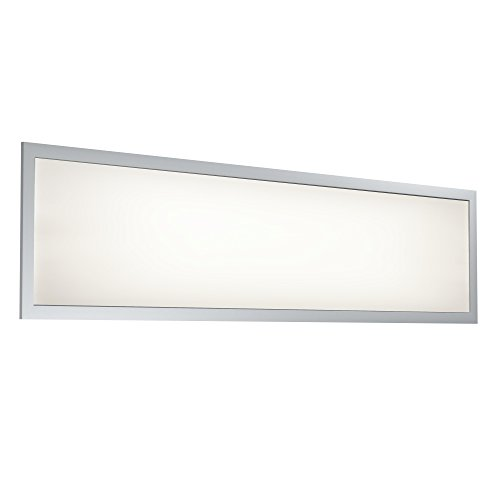 Osram Luminaria LED, 36 W, Blanco cálido, 30 x 120cm