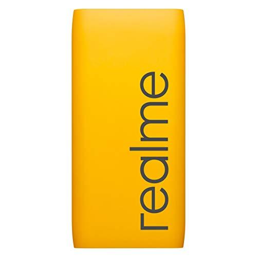 Realme 10000mAH Power Bank (Yellow)