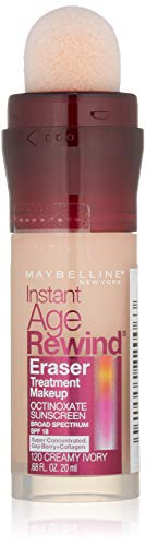 MAYBELLINE Instant Age Rewind Eraser Treatment Makeup - Creamy Ivory