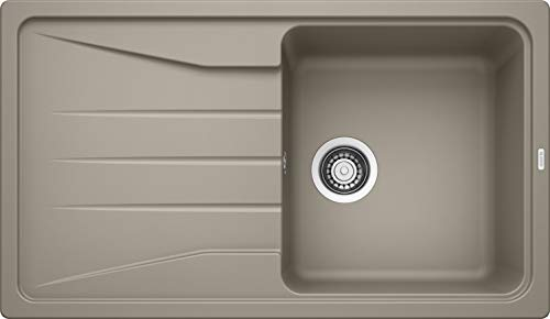 Blanco Sona 5 S, Küchenspüle, Silgranit Puradur, tartufo, reversibel, 1 Stück, 519678