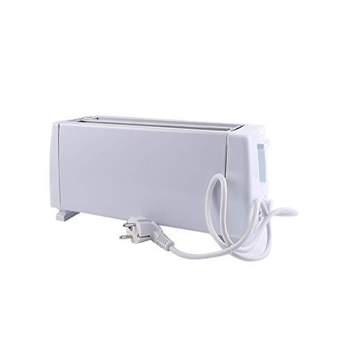 Jessicadaphne 1 Stück 4 Scheiben Home Toaster Multifunktions-Frühstücksmaschine Toaster Toast Sandwich Toaster Ausrüstung