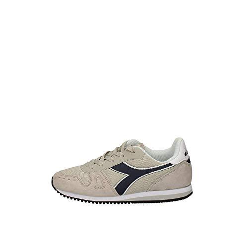 DIADORA Simple Run GS Zapatos Deportivos para Nino Gris 17438275031