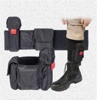 NAR Concealed Ankle Trauma Kit w Limited time cheap sale Tourniquet CAT CELOX Free Shipping New X Rap