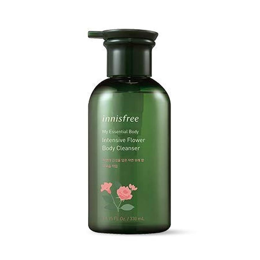 ファイアル運河鋼[イニスフリー.innisfree]マイエッセンシャルボディインテンシブフラワーボディクレンザー330mL)2019 new)/ My Essential Body Intensive Flower Body Cleanser
