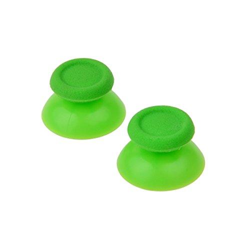 Sony PS4 Playstation 4 Thumbstick Analogstick Joystick Set - Green
