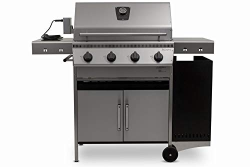Schickling Gasgrill Edelstahl PremioGas XL II All in One