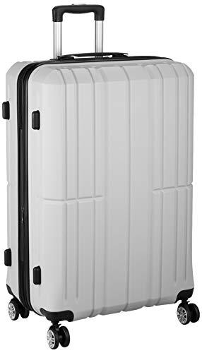 [アイダディ] 【idadi】軽量キャリーケース スーツケース M-7035 保証付 80L 70 cm 4.7kg M7035L-95 シルバー