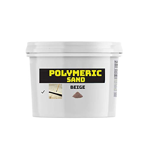 Polymeric Sand - Beige 18lbs Joint Stabilizing Sand for Pavers