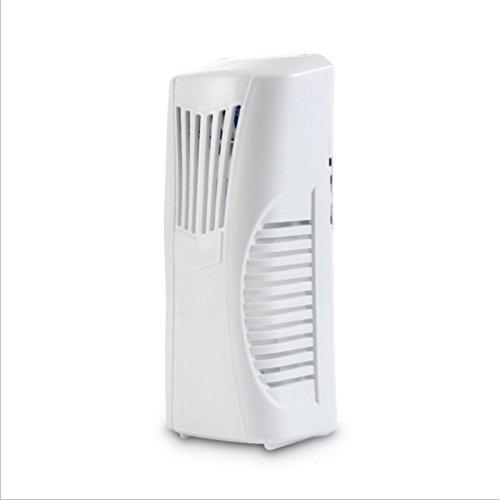 Automático dispensador de fragancia ambientadores de ventilador en aerosol con vacío botella montado en la pared automático dispensador de perfume para Hotel 2modo de suministro de energía