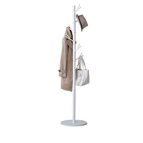 Appendiabiti robusto Semplice cappotto in metallo rack assemblato salotto per pavimenti abbigliamento abbigliamento mobili per la casa multi ganci appendiabiti appendiabiti rack Appendiabiti con ripia