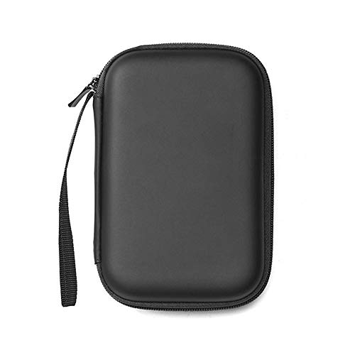 Zshion case for Fiio M11/M11 Pro/ M3K/M6/M9/MK2,EVA Hard Travel Storage Case Bag Cover Pouch Protector for FiiO M11(Black)