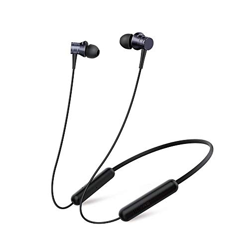1MORE Piston Fit Bluetooth in-Ear Headphones Ear Buds with Mic Remote Waterproof Durable Ergonomic Comfort Headphone for Running Workout Sports